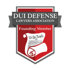 DUI Defense Lawyers Association Badge - Jimmy McGee Wilmington, NC DUI Lawyer